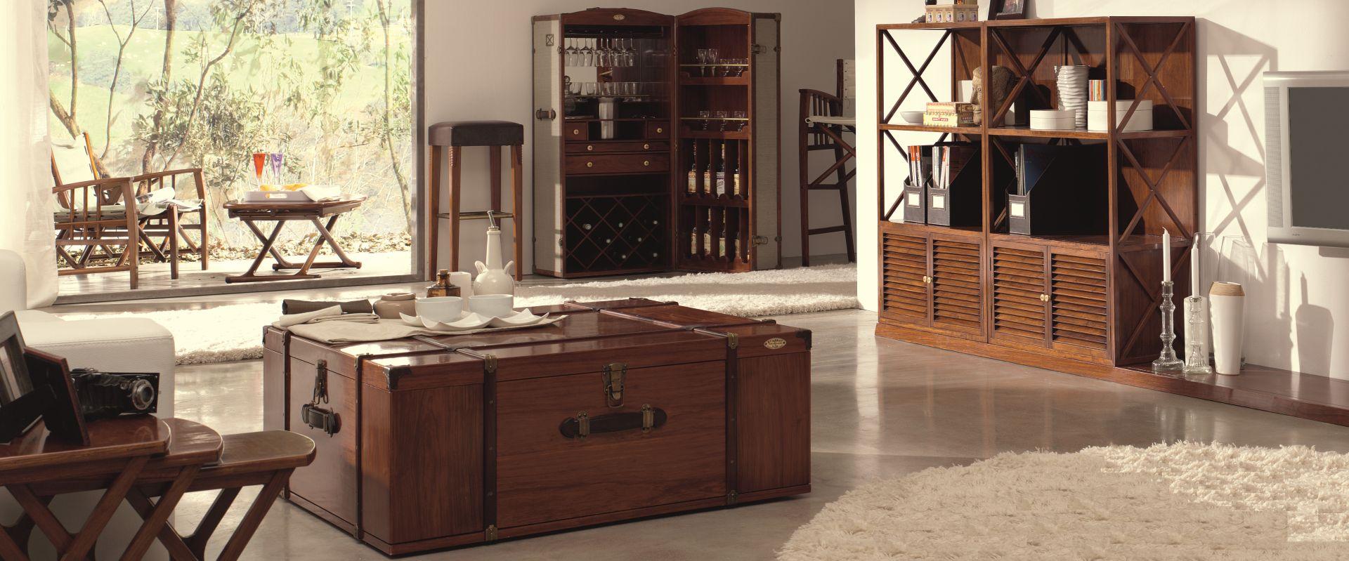 Collection signature mobilier de marine et meubles de voyage - Signature meubles ...