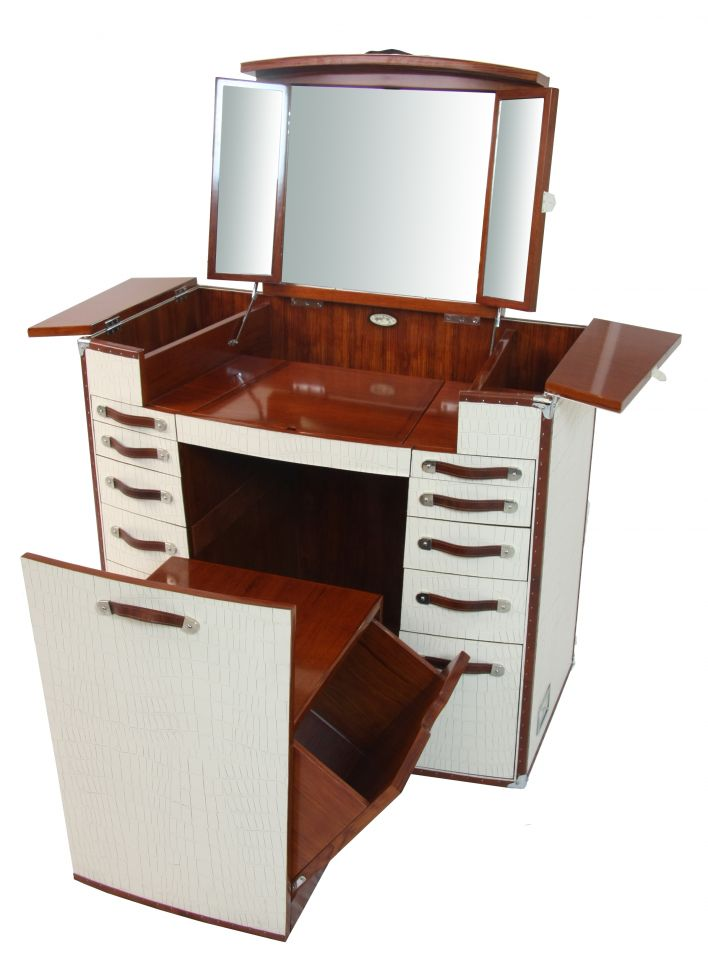 Dressing table white with seat vanity with mirror la for 90cm dressing table