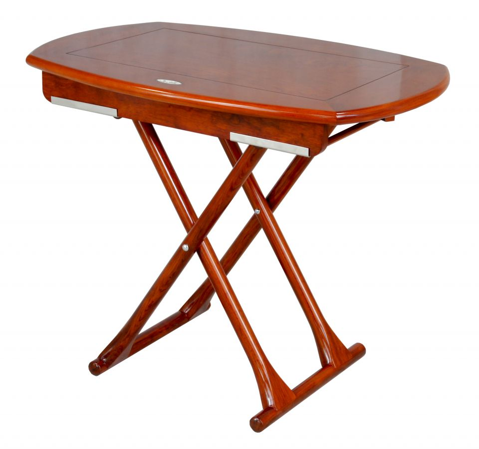 Table pliante multi positions futuna for Meuble table pliante