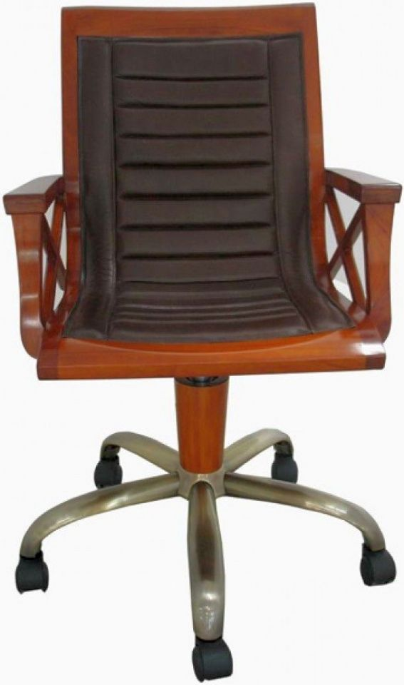 fauteuil de bureau pivotant et r glable pieds bronze halifax. Black Bedroom Furniture Sets. Home Design Ideas