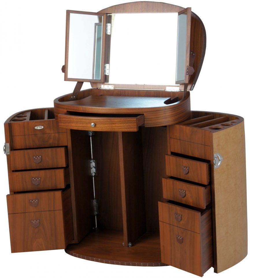 Free avant garde design art dco le mobilier inspir des ann for Coiffeuse meuble en anglais