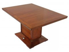 Table repas extensible - AMIRAL