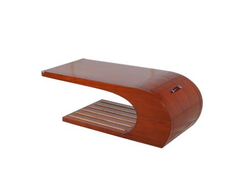 Coffee table  with storage - ATLANTIC