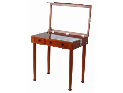 Dressing table with mirror MARIE DIANE
