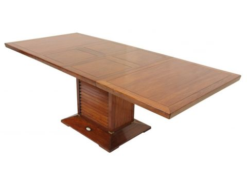 Dining table with extensions, ten peoples,  224 cm - AMIRAL