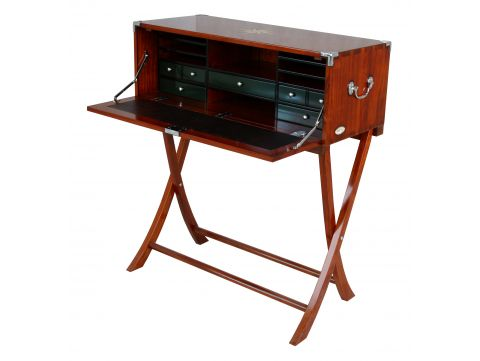 Writing desk seven drawers - INDOCHINE