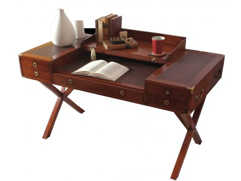 Desk three drawers  - EQUATEUR