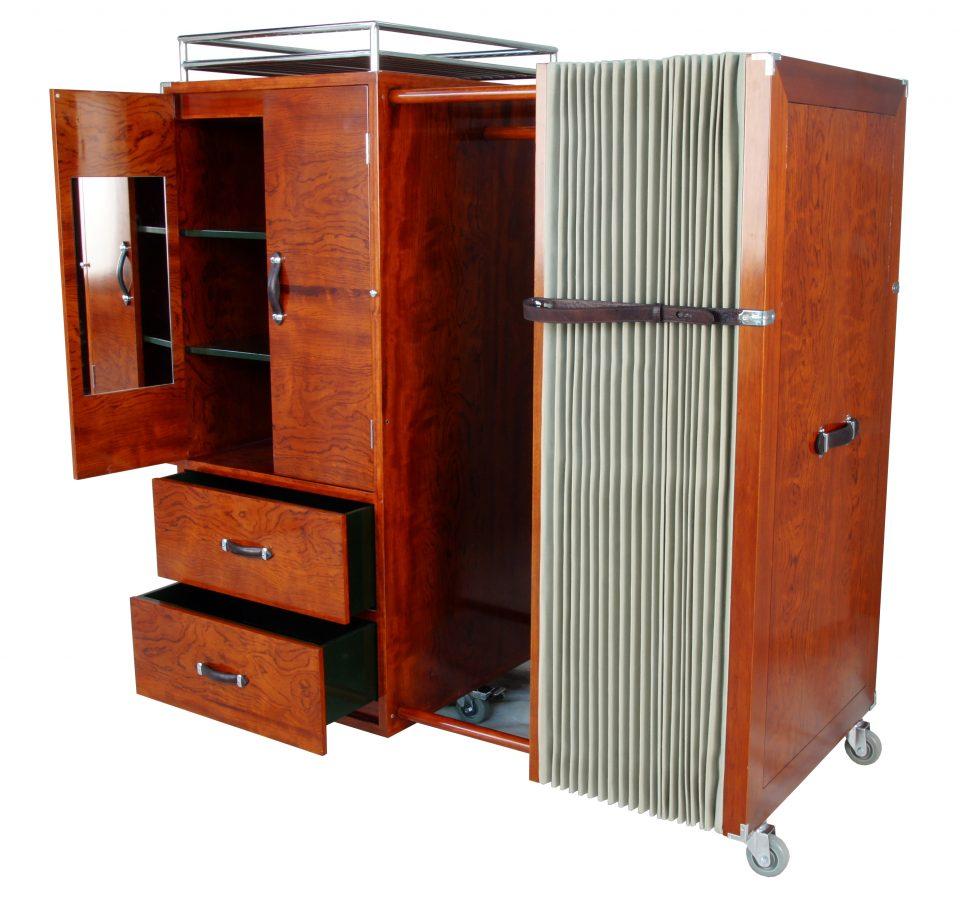 meuble dressing nomade. Black Bedroom Furniture Sets. Home Design Ideas
