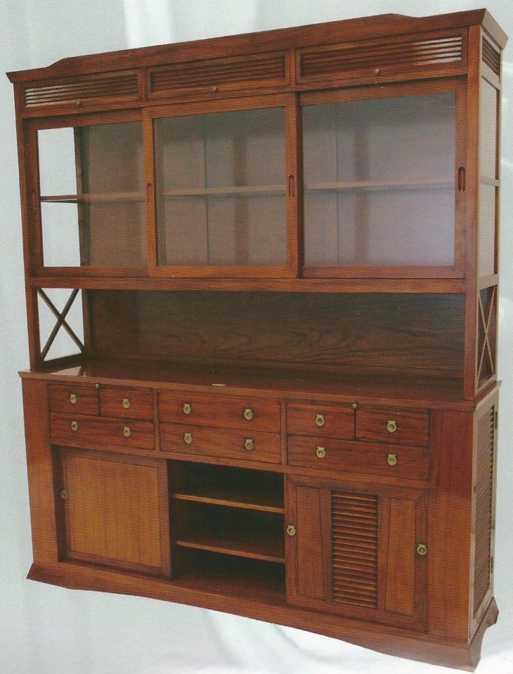 vaisselier biblioth que pour buffet vera cruz. Black Bedroom Furniture Sets. Home Design Ideas